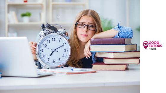 Stressbewältigung während des Lernens